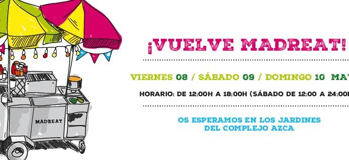 Madrid Eat Food Market