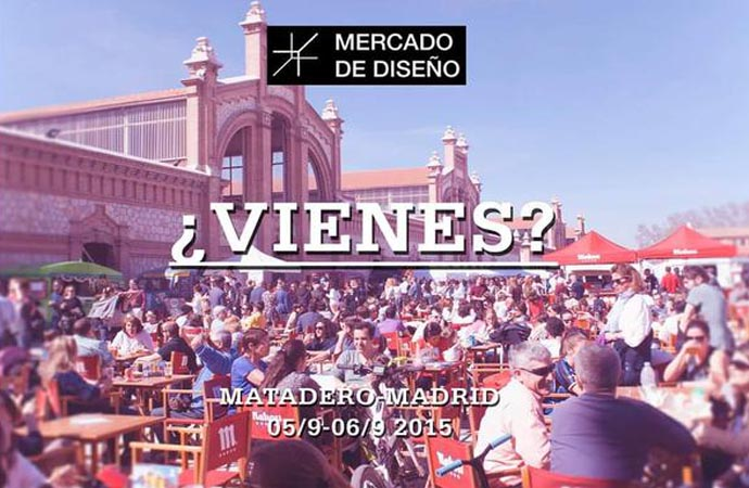 Mercado Central de Diseño -> 5-9 Sept 2015