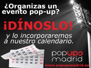 organizacion de tiendas pop-up en madrid