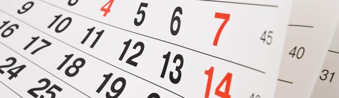 calendario pop up de madrid
