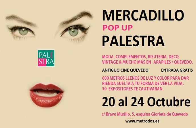 Palestra pop-up
