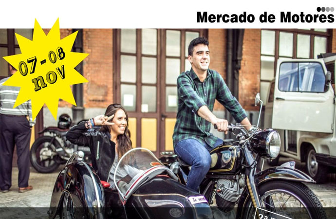 Mercado de Motores – Nov 2015