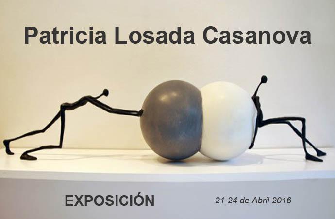 Patricia Losada -exposición