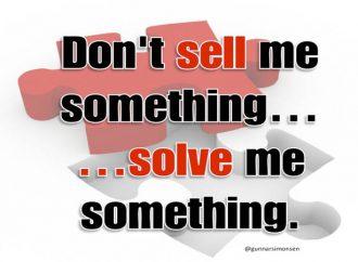 Seis errores verbales y no verbales en la venta