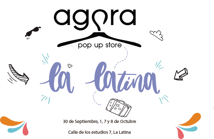 Agora pop-up