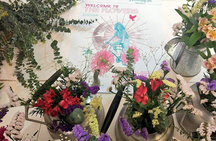 Nomada Market – The Flowers Edition