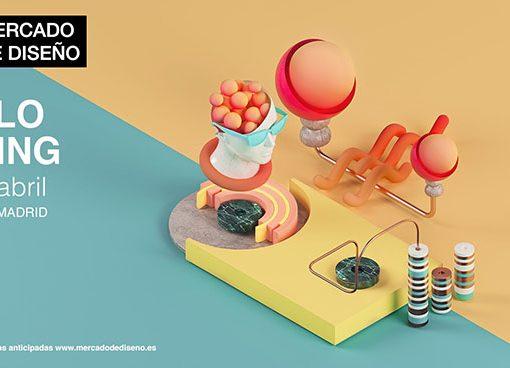 Mercado de Diseño -Hello Spring