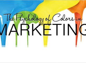 Cómo usar la psicología de los colores en el marketing