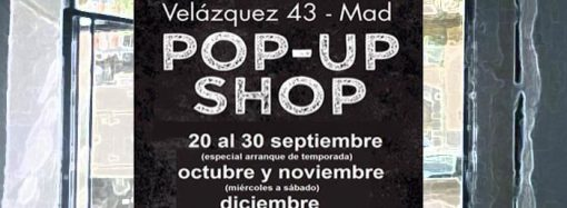 Fashion Design Pop-Up