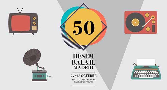 Desembalaje Madrid