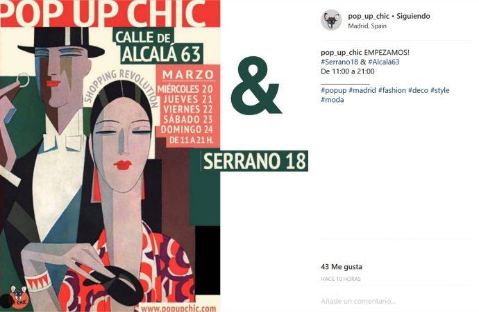 El Chic – Serrano 18 y Alcalá 63