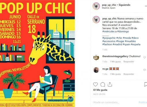 El Chic – Serrano 18