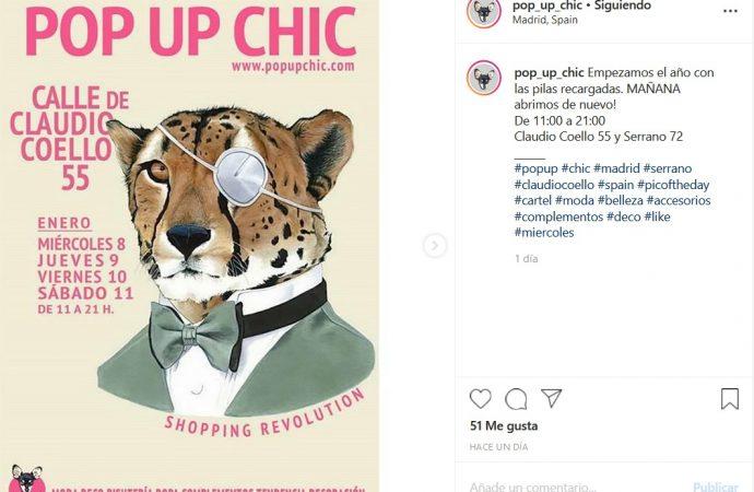 El Chic – Claudio Coello 55