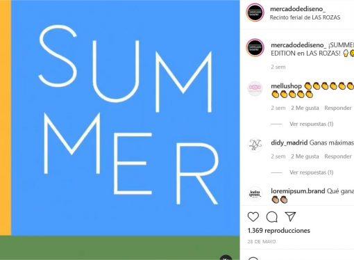 Mercado de Diseño -Summer Edition Las Rozas