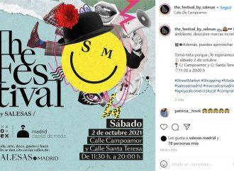 Salesas The Festival